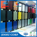 2015 new factory facade interior decorative wall material 3mm PE aluminum composite panels