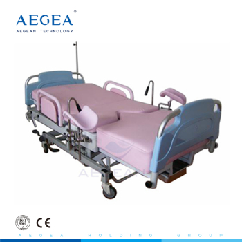 AG-C101A02B equipped with water proof cushion hospital gynecological operating table for sale