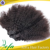 Alibaba cheap afro kinky curly, virgin hair pieces curly hair, hair pieces afro curly hair
