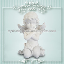 Native Resin Angel figurine