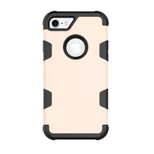 USA market hot selling shockproof pc tpu hybrid colorful cover case for iphone 7 case armor