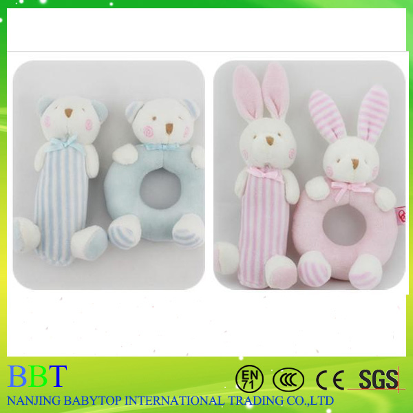 Popular baby products of all types Rattle rabbit baby toys