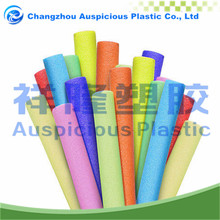 extruded polyethylene foam swimming pool noodles