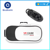 New 3d virtual reality vr case omimo 3d vr glasses, excellent visual 3d glasses vr box