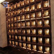 customized 316L stainless steel decorative room divider screen