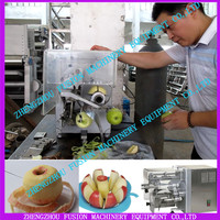 Automatic Stainless Steel Fruit Peeler /Peach Apple Core Remover Peeling Machine