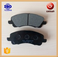 Auto Brake Pads A-650WK D6108 For MIT D866 brake pad manufacture