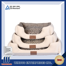 removeable decorative dog beds pet cushion