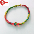 Personalized Wholesale Hand Woven Knotted Bracelet