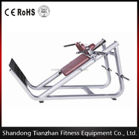 TZ-5059 Hack Squat / Gym fitness equipment / my gym equipment fitness