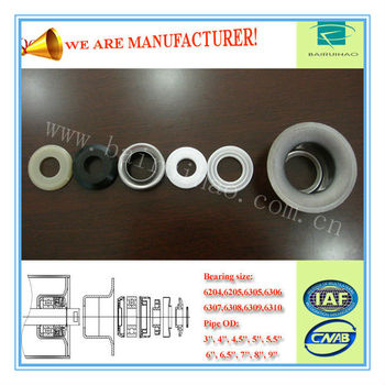 2013 hot sale TKtype precise measurement Bearing6305 Conveyor Roller Idler Endcap