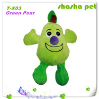 Factory wholesale best good sell plush squeaker pet toy,pet product,buy toys from china