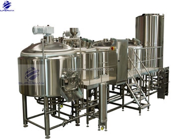 1000L Beer brewery /1000 liter microbrewery brewing equipment