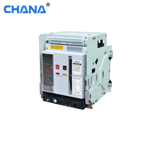 Big amper 5000a 6300a 3P 400V 690V air circuit breaker ACB circuit breaker