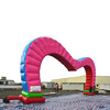 Giant promotion inflatable wedding arch inflatable heart shape arch F5051