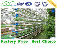 Used Commercial Hydroponics Greenhouses Covering plastic for sale
