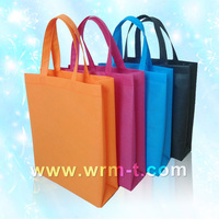 recycle bag non woven for shopping in supermarket