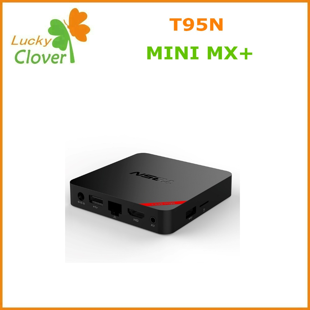 New Fashion Android box S905 1080P MINI MX+T95N 1GB 8GB smart tv box