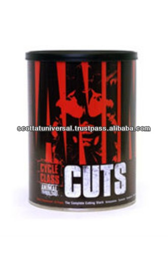 Animal Cuts Natural Bodybuilding Thermogenic Fat Burner Capsules