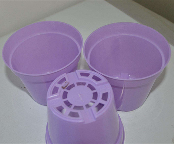 oem design plastic plant pot flower plastic pot manufacturing