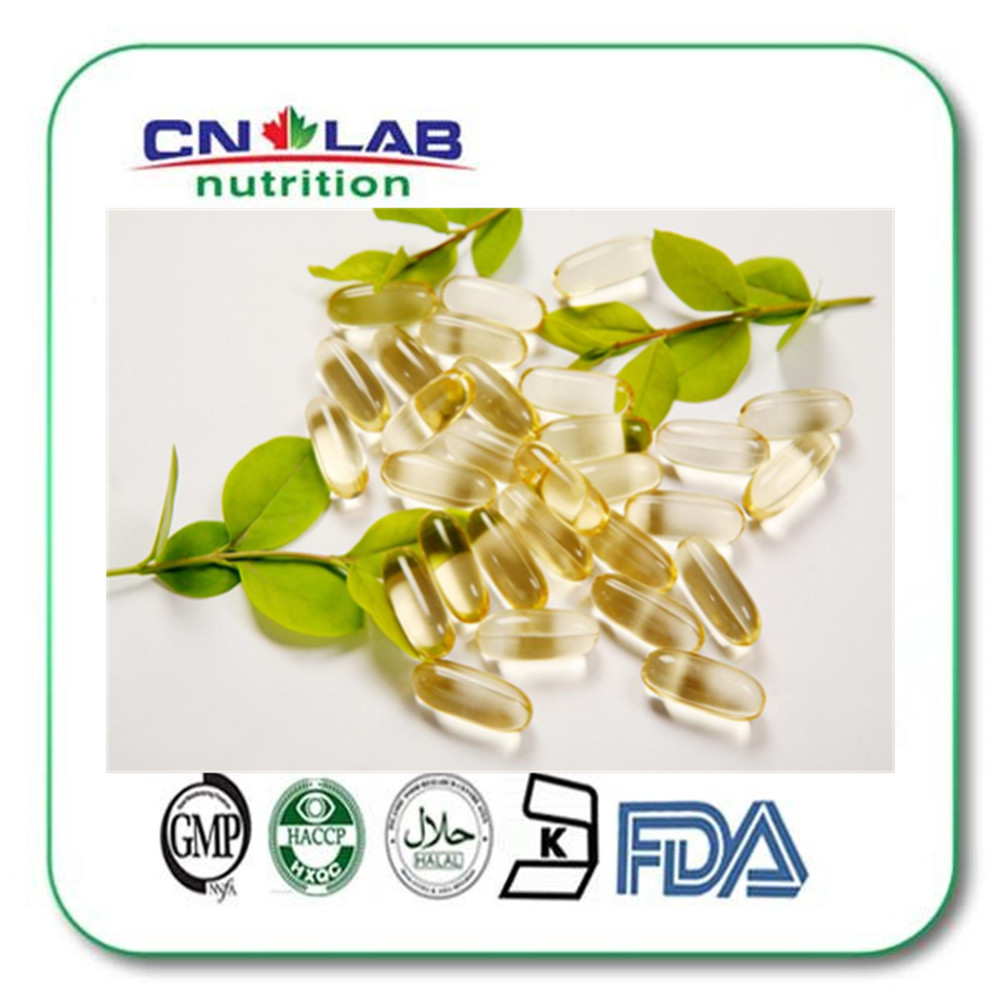 Manufacturer Supply The Best Omega 3 Fish Oil Capsules