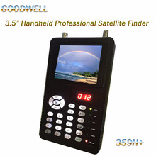 "Full HD 3.5"" Portable Professional Satellite Finder support AHD/TVI/CVI CCTV Camera Testing"
