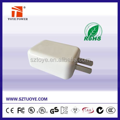 Discount! 5v 1A 2A micro usb charger for Sony experia z2 Samsung usb power adapter China factory price