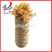 100% Polyester Shaggy Carpet Thread