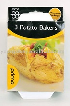 3pcs Potato Bakers
