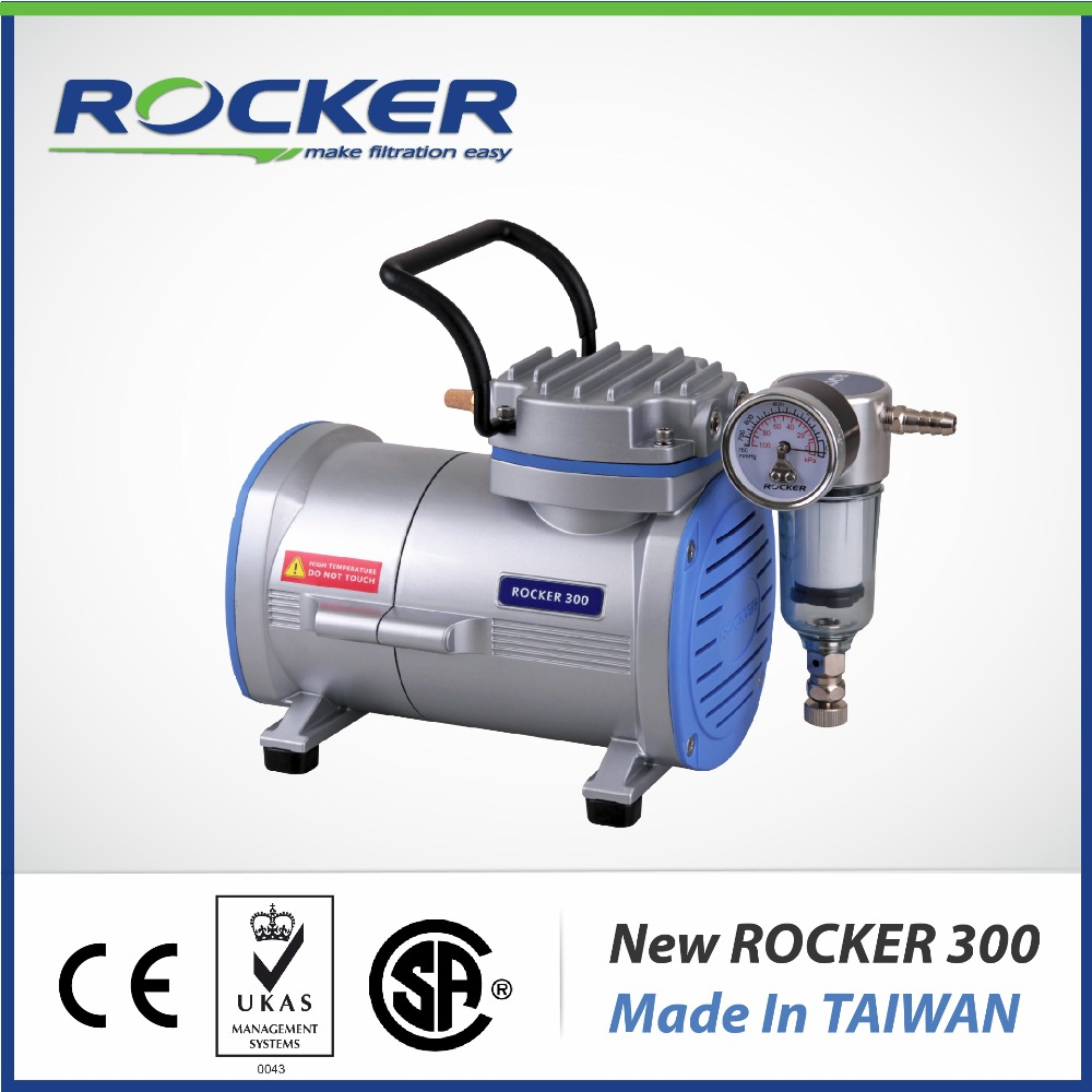Rocker Scientific Rocker 300 the Oil Free Vacuum Pump