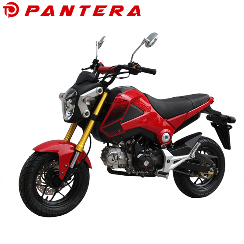2016 Popular Monkey Motorcycle Hot Sale Cheap 110cc Street Moto for Sale