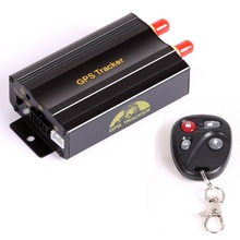 With Engine Shut Off GSM/GPRS/GPS Vehicle Mini GPS Tracker TK103B