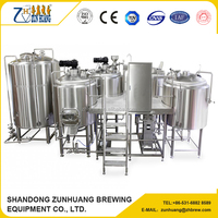 Beer Brewing System Brewery Equipment Beer