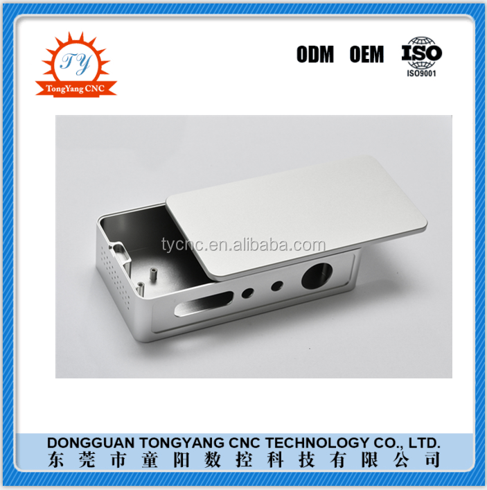 OEM hardware manufacturer aluminium box mod enclosure,Diecast Aluminum,project box