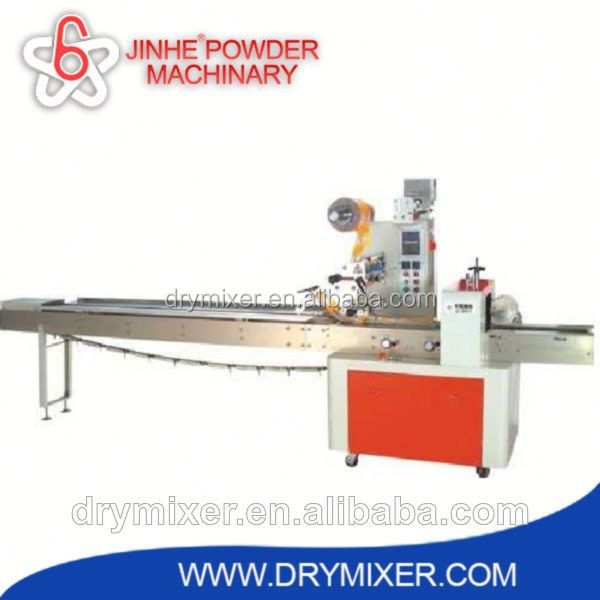 Factory Price JHH-320 kendy automatic pillow packaging machine