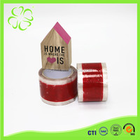 High Quality Strong Tensile Colored Box Tape With Free Samples