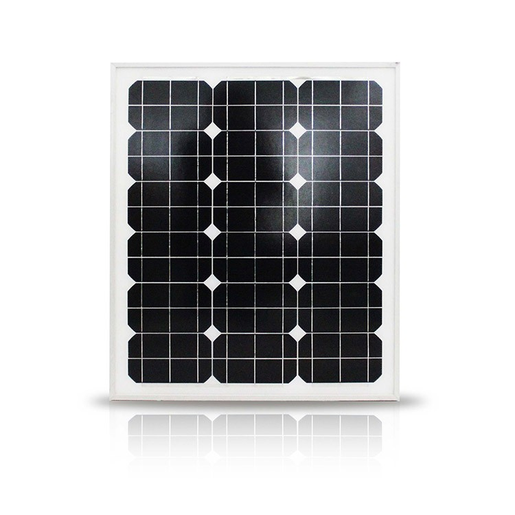 60W flexible led light panel solar panel Charging by Solar Panel