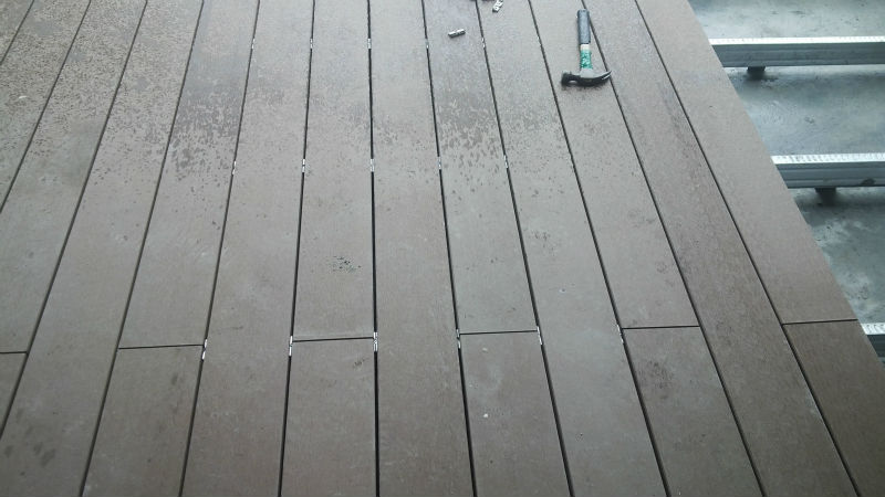 ecodeck composite floor deck