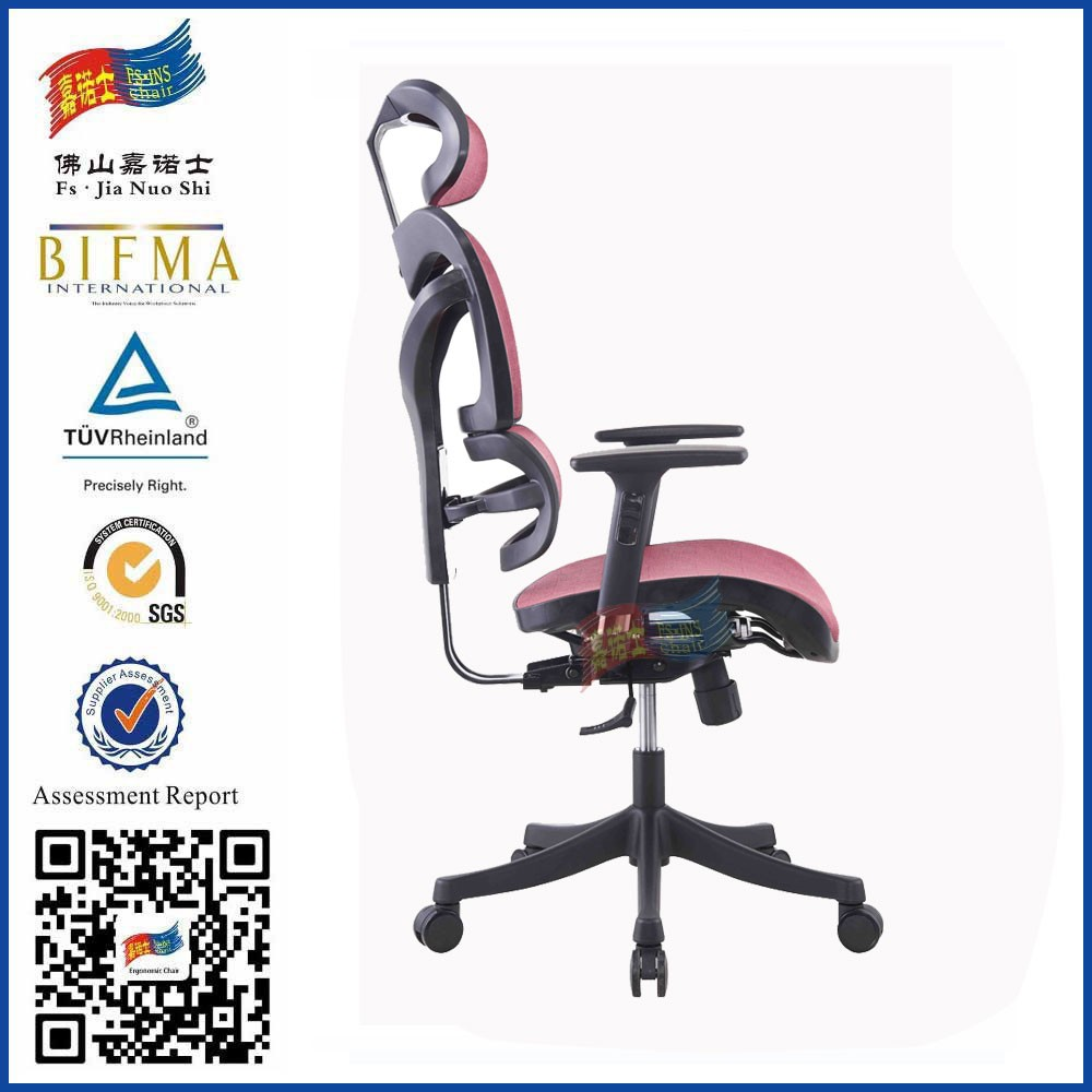 Comfortable ergonomically designed desk managers chairs