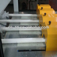 PVC cable pipe extrusion machine