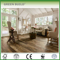 standard wood laminate flooring /AC3 AC4 commercial high gloss laminate flooring