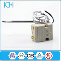 Capillary Thermostat Switch For Water Cooler Control High Temperature China Wholesale Price