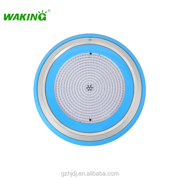 RGB surface mounted waterproof led swimming pool light