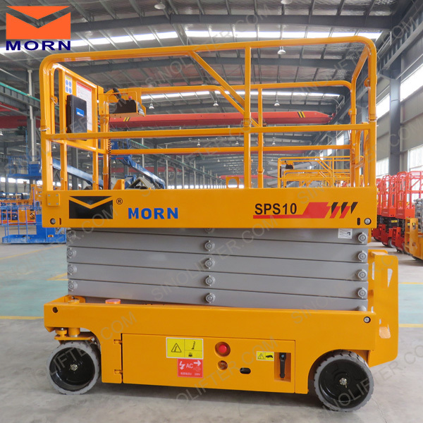 Super Quality Hot sale CE approved 14m high lifting platform truck