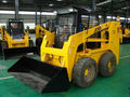 JC 65 small skid steer loaders,china bobcat,engine power 60hp,loading capacity 850kg