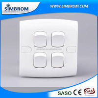 China Supplier New Product 13 Amp Multi-Function Switch And Socket