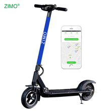 2020 New Bird Rental Dockless GPS Ridesharing Scooter, Foldable Rent GPS Rideshare Scooter