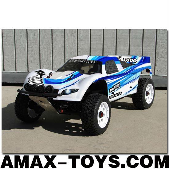 gt-t1000 gas engine toy car 2.4G RC gasoline car