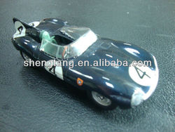 plastic kids car model