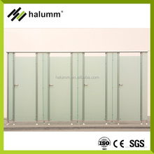 Good price toilet cubicle partition waterproof aluminum profile